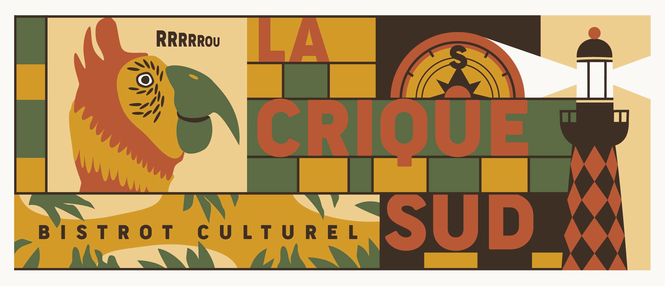 Bienvenue à la Crique Sud